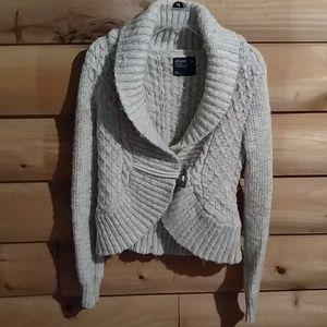 American Eagle wool alpaca knit sweater